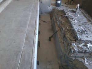 West Coast Metal, Zinc Removal (3)